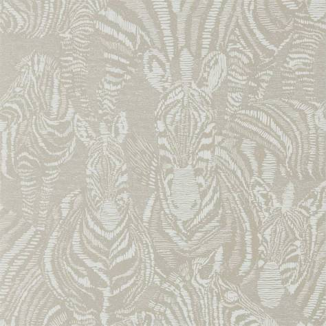 Harlequin Mirador Wallpapers Nirmala Wallpaper - Platinum / Chalk - 112241