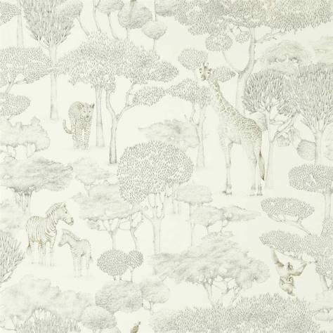 Harlequin Mirador Wallpapers Shamwari Wallpaper - Chalk / Slate - 112243