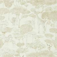 Shamwari Wallpaper - Chalk / Gold