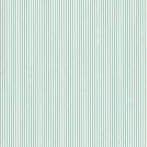 Harlequin All About Me Fabrics & Wallpapers Tickety Boo Wallpaper - Turquoise/White - 110518