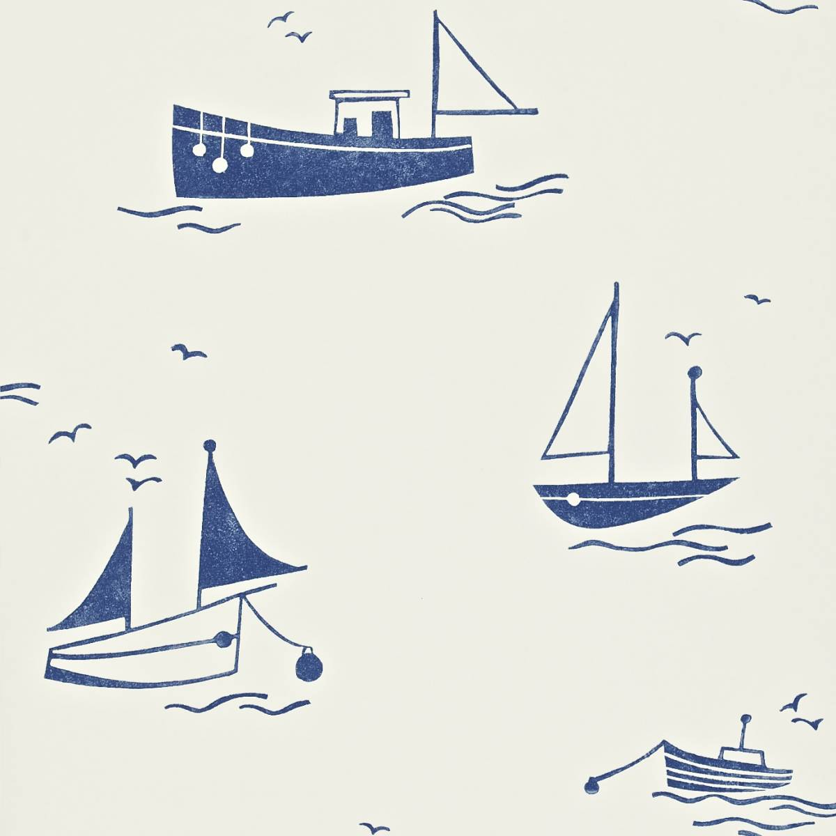 Sail away wallpaper navy 110529 harlequin all about for Wallpaper home and away