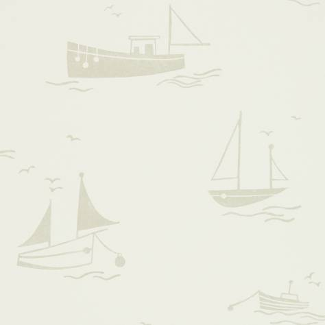 Harlequin All About Me Fabrics & Wallpapers Sail Away Wallpaper - Neutral - 110530