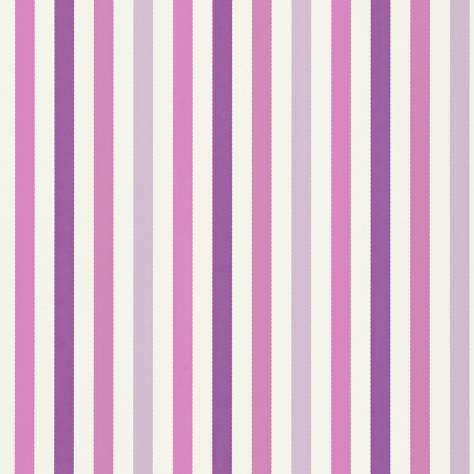 Harlequin All About Me Fabrics & Wallpapers La Di Da Wallpaper - Pink/Purple - 110540