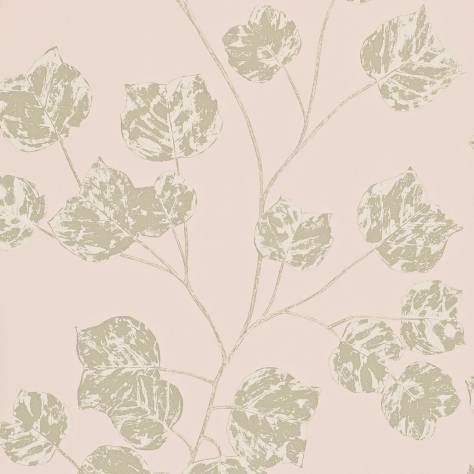 Harlequin Poetica Wallpapers Bonica Wallpaper - Blush/Gilver/Gold - 110582