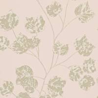 Bonica Wallpaper - Blush/Gilver/Gold