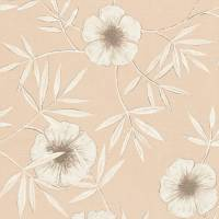 Apella Wallpaper - Blush/Stone