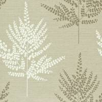 Folium Wallpaper - Stone/Gilver/Chalk