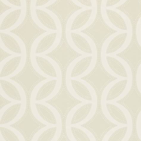 Harlequin Poetica Wallpapers Caprice Wallpaper - Chalk/Stone - 110595