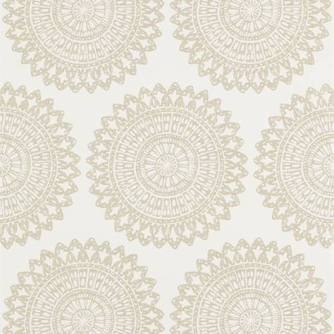 Harlequin Leonida Wallpapers Medina Wallpaper - Oyster - 110625