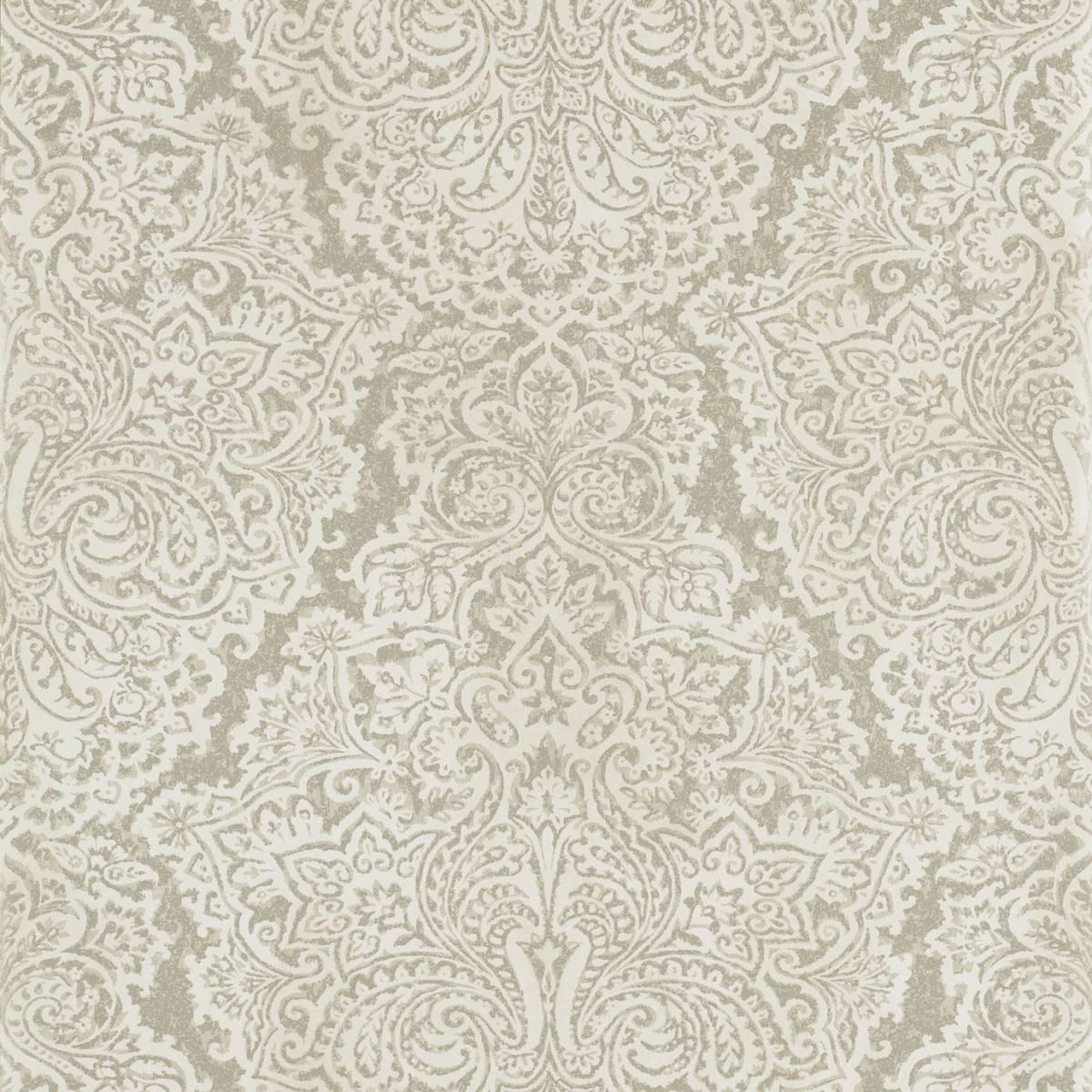 aurelia wallpaper white gold 110640 harlequin