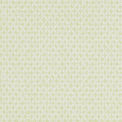 Harlequin Jardin Boheme Wallpapers Shri Wallpaper - Lemongrass - 110652