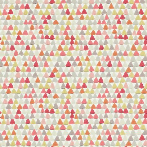Harlequin Jardin Boheme Wallpapers Lulu Wallpaper - Coral/Spice - 110674
